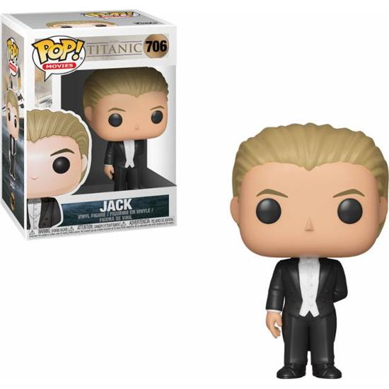 Titanic: Jack POP! Movies Vinyl Figur (#706)