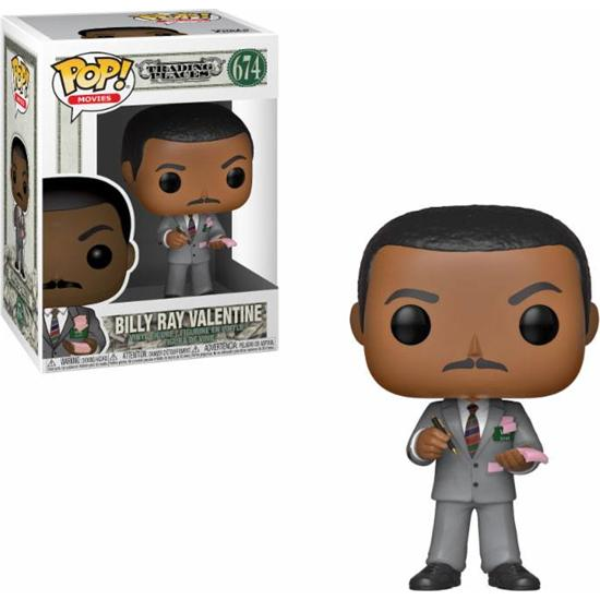 Trading Places: Billy Ray Valentine POP! Movies Vinyl Figur (#674)
