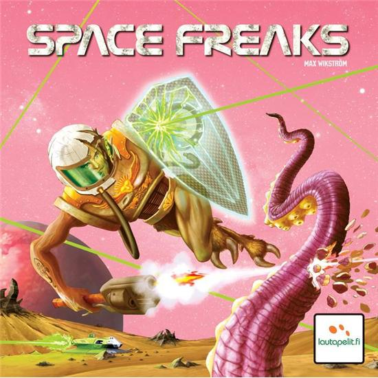 Diverse: Space Freaks
