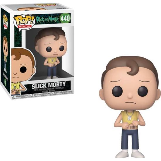 Rick and Morty: Silck Morty POP! Animation Vinyl Figur (#440)