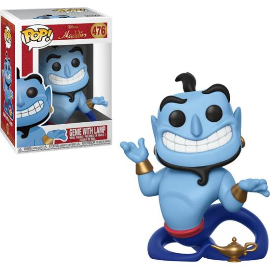 Aladdin: Genie with Lamp POP! Vinyl Figure (#476)