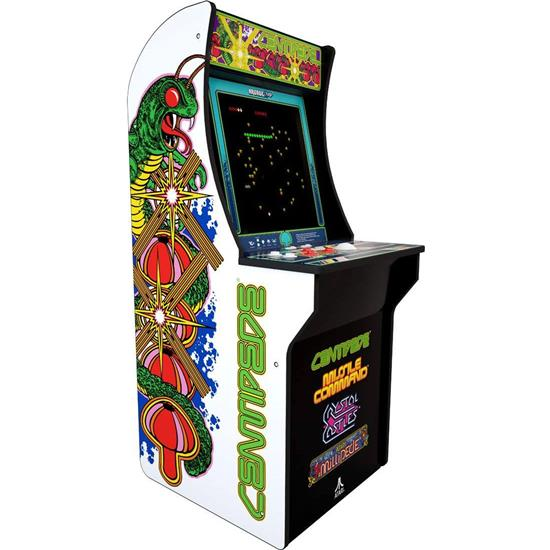 Diverse: Arcade1Up Mini Cabinet Arcade Game Centipede 122 cm