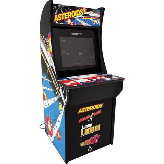 Diverse: Arcade1Up Mini Cabinet Arcade Game Asteroids 122 cm