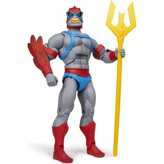 Masters of the Universe (MOTU): Stratos Action Figure Club Grayskull Wave 4 18 cm