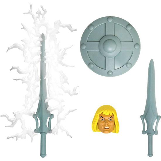 Masters of the Universe (MOTU): Prince Adam Action Figure Club Grayskull Wave 4 18 cm