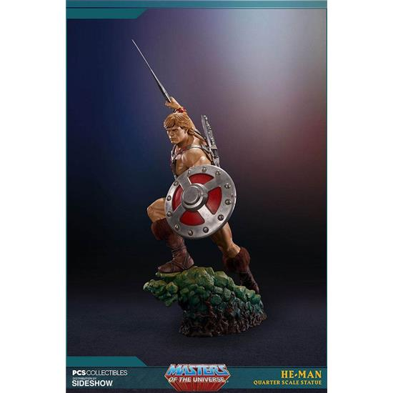 Masters of the Universe: He-Man Statue 1/4 58 cm