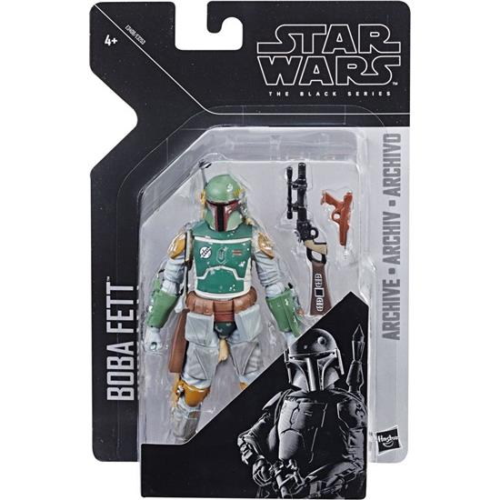 Star Wars: Star Wars Black Series Archive Action Figures 15 cm 2019 Wave 1 4-pack