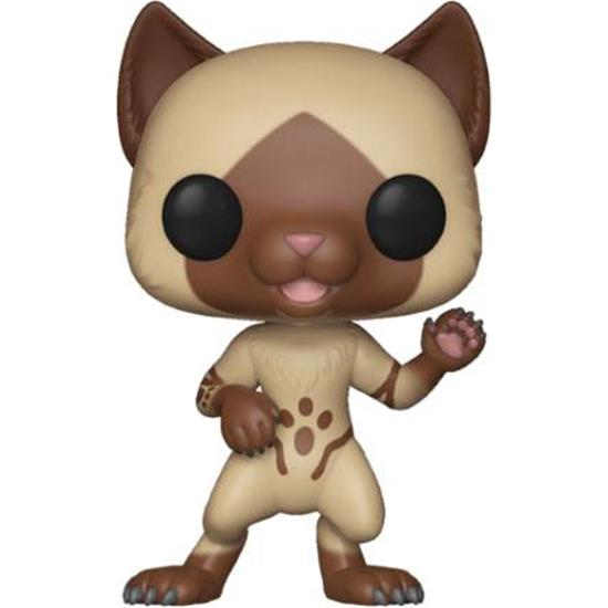 Monster Hunter: Felyne POP! Games Vinyl Figur (#295)