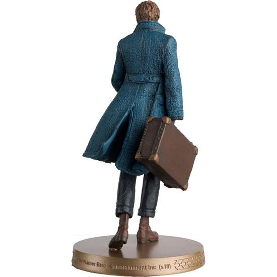 Fantastiske Skabninger: Wizarding World Figurine Collection 1/16 Newt Scamander 11 cm