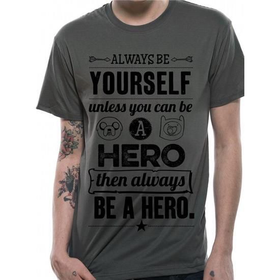 Adventure Time: Always Be Yourself Adventure Time T-Shirt