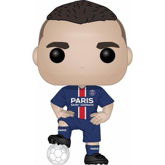 Paris Saint-Germain F.C.: Marco Veratti POP! Football Vinyl Figur