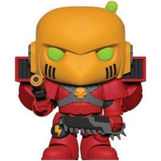 Warhammer: Blood Angels Assault Marine POP! Games Vinyl Figur