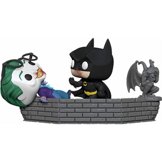 Batman: Batman & Joker (1989) POP Moment! Vinyl Figursæt 2-Pak