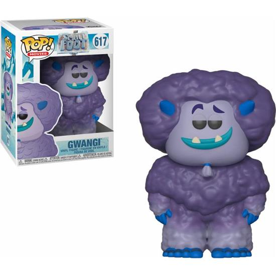 Smallfoot: Gwangi POP! Movies Vinyl Figur (#617)