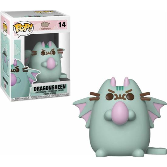 Pusheen: Dragonsheen POP! Vinyl Figur (#14)