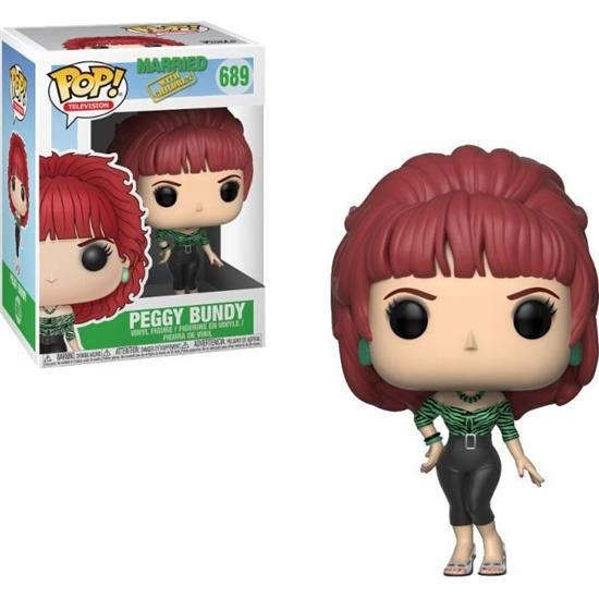 Married... with Children: Peggy POP! TV Vinyl Figur (#689)