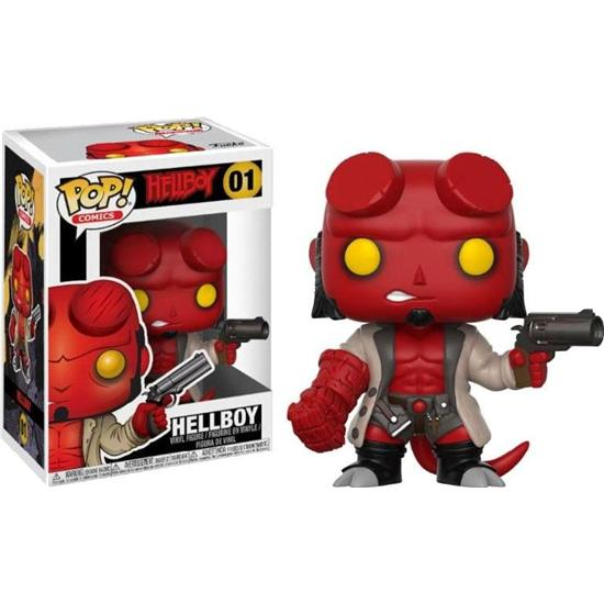 Hellboy: Hellboy POP! Movie Vinyl Figur (#01)