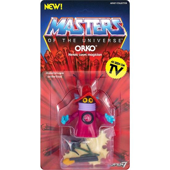 Masters of the Universe (MOTU): Masters of the Universe Vintage Collection Action Figure Orko 14 cm