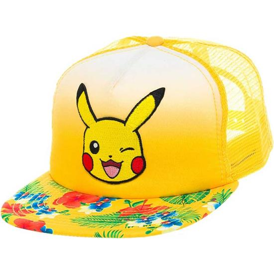 Pokémon: Pokemon Trucker Cap Pikachu