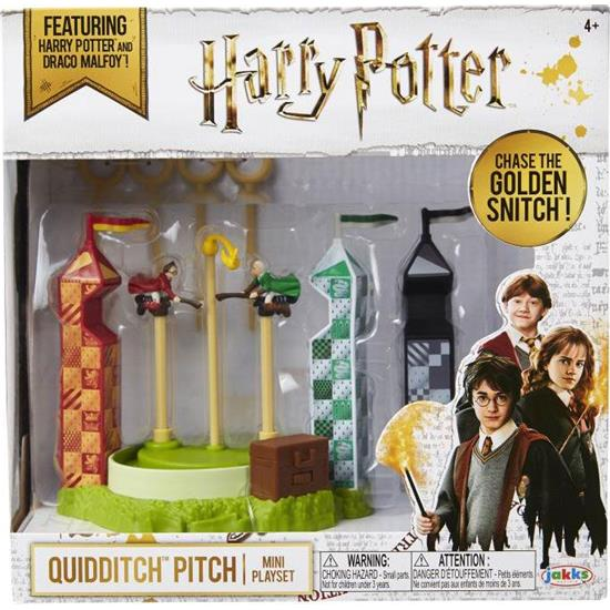 Harry Potter: Harry Potter Mini Playsets Wave 1 2-pack