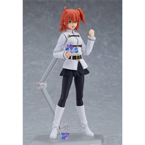 Fate/...: Fate/Grand Order Figma Action Figure Master/Female Protagonist 15 cm