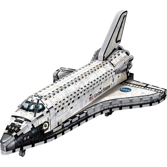 NASA: Space Shuttle - Orbiter - American Icons Collection 3D Puzzle