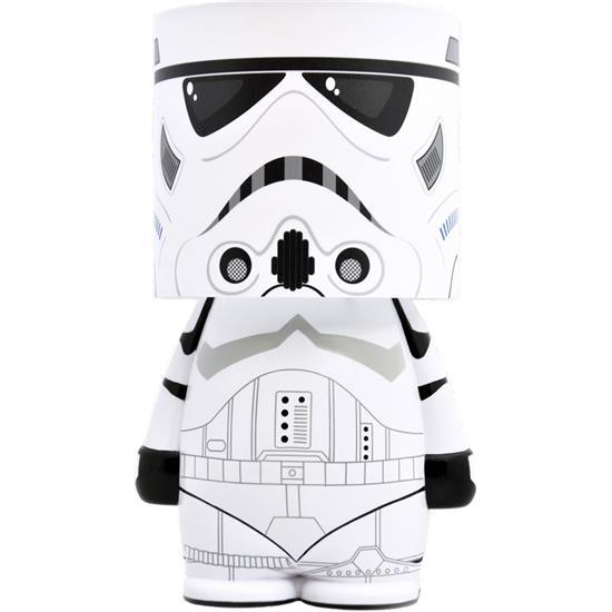 star wars stormtrooper bord led lampe. Black Bedroom Furniture Sets. Home Design Ideas
