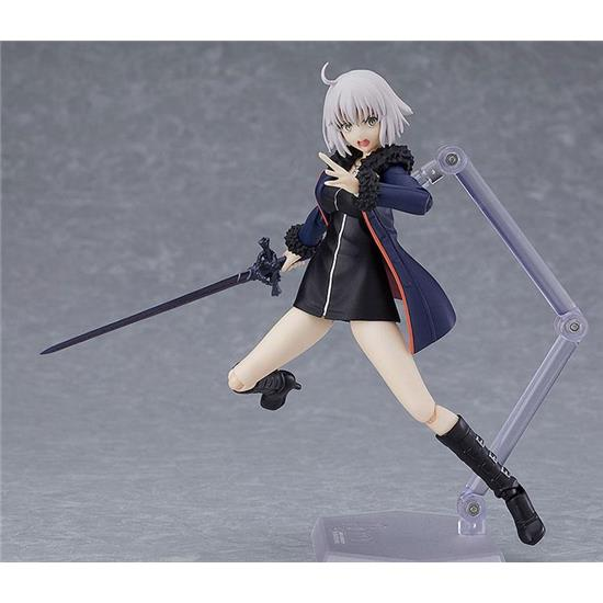 Fate/...: Fate/Grand Order Figma Action Figure Avenger/Jeanne d