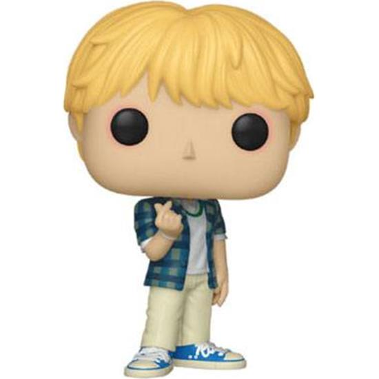 BTS: Jin POP! Rocks Vinyl Figur