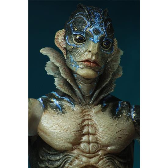 Guillermo del Toro: Guillermo del Toro Signature Collection Action Figure Amphibian Man (The Shape of Water) 20 cm