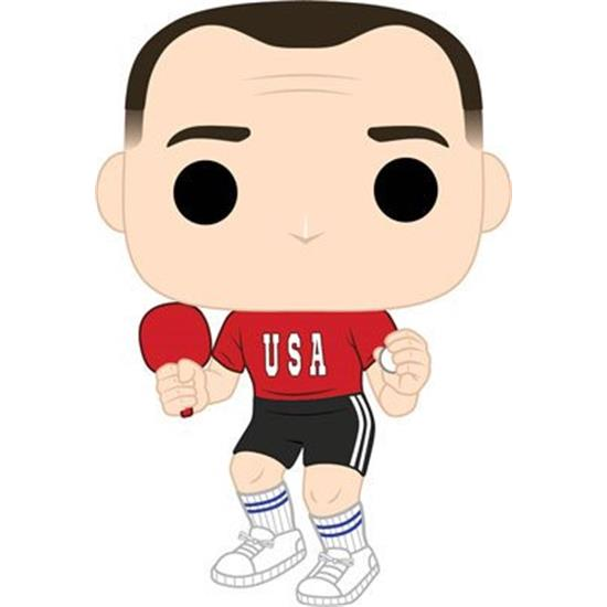 Forrest Gump: Forrest Gump (Ping Pong Outfit) POP! Movies Vinyl Figur