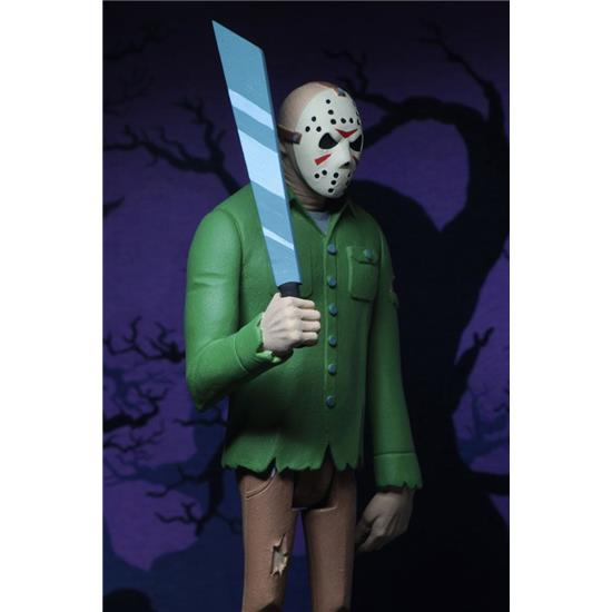 Friday The 13th: Jason Voohees Toony Terrors Action Figure 15 cm