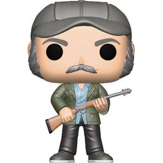 Jaws - Dødens Gab: Quint POP! Movies Vinyl Figur