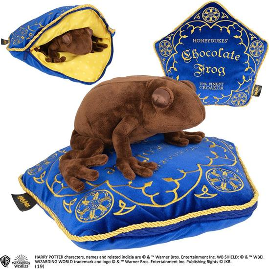 Harry Potter: Chocolate Frog Bamse 30 cm