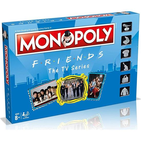 Friends: Friends Board Game Monopoly *English Version*
