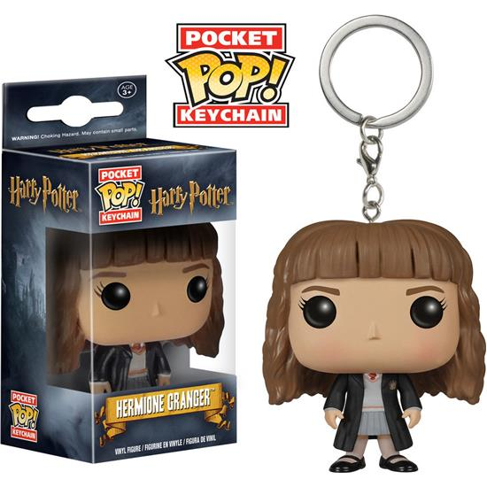 Harry Potter: Hermione Granger Pocket POP! Vinyl Nøglering