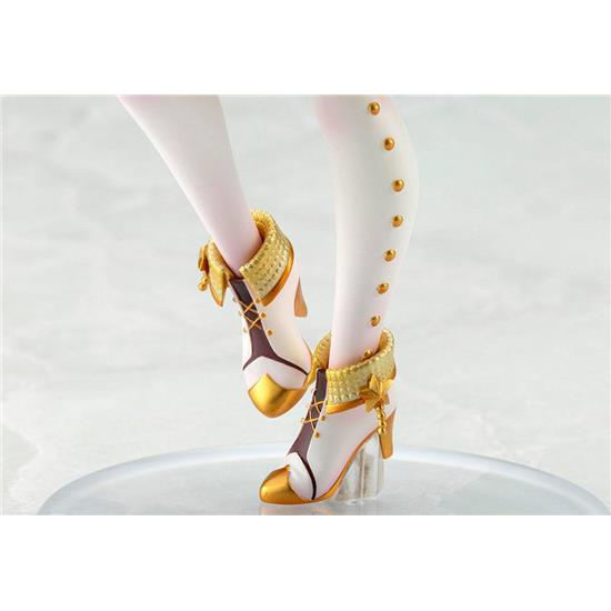 Idolmaster: The Idolmaster Cinderella Girls PVC Statue 1/8 Uzuki Shimamura Party Time Gold Version 22 cm