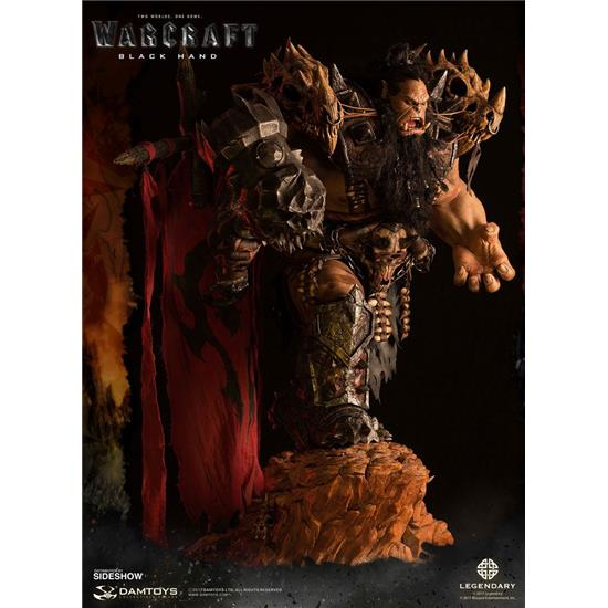 World Of Warcraft: Warcraft Epic Series Premium Statue Blackhand 73 cm