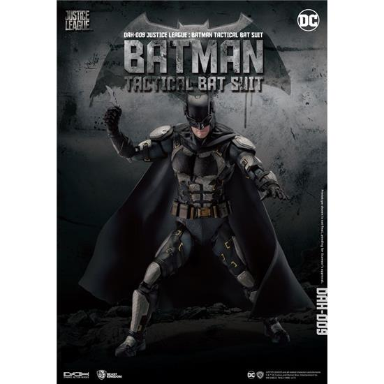 Justice League: Justice League Dynamic 8ction Heroes Action Figure 1/9 Batman Tactical Bat Suit 20 cm