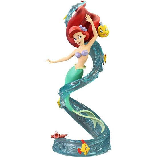 Den lille havfrue: Disney Statue Ariel 30th Anniversary (The Little Mermaid) 23 cm