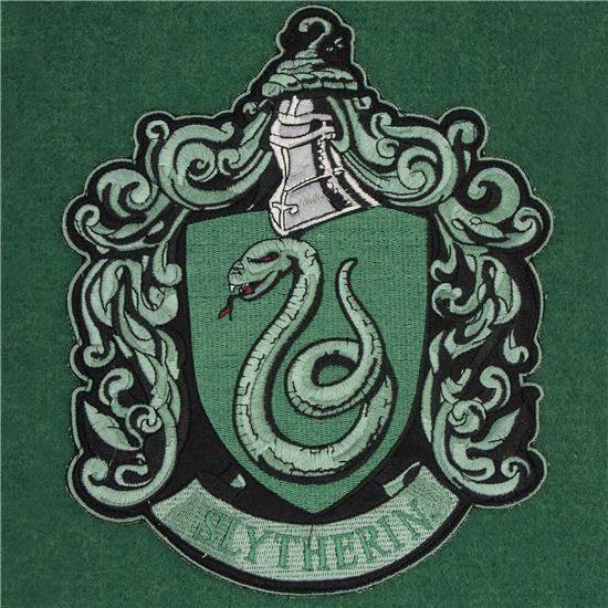 Harry Potter: Slytherin Banner og Flag