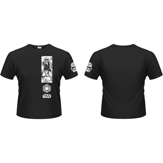 Star Wars: Stormtrooper Ready To Attack T-Shirt