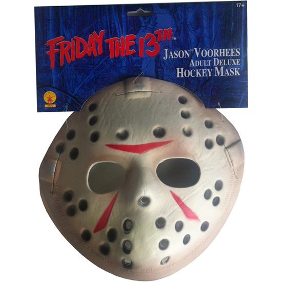 Friday The 13th: Jason Voorhees maske