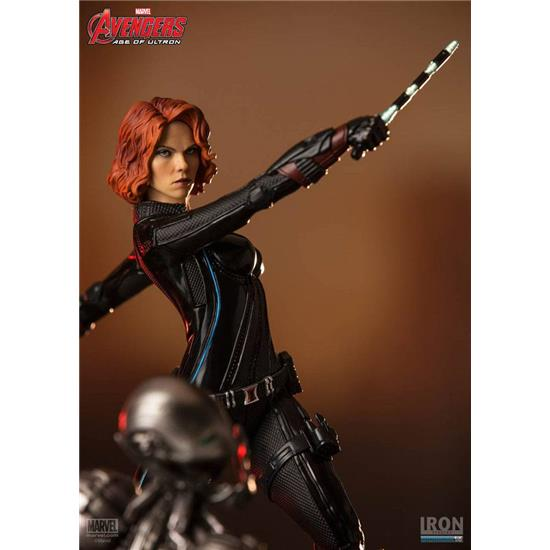 Avengers: Black Widow Statue 1/6 36 cm