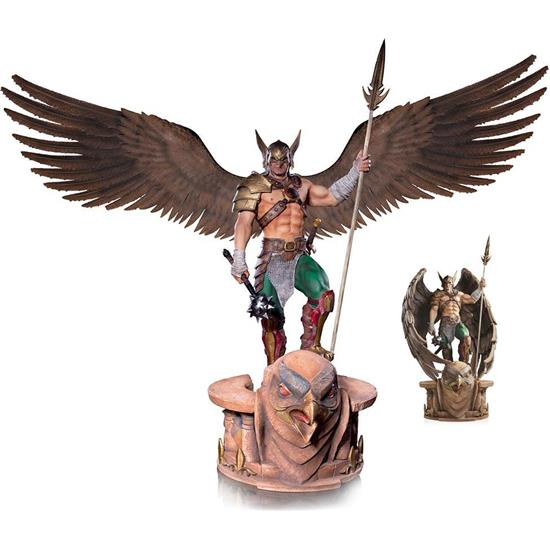 DC Comics: DC Comics Prime Scale Statue 1/3 Hawkman Open & Closed Wings Ver. 104 cm