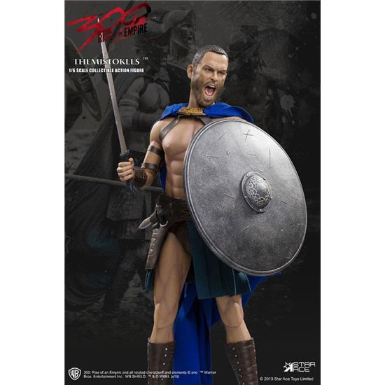 300: 300 Rise of an Empire My Favourite Movie Action Figure 1/6 General Themistokles 2.0 30 cm
