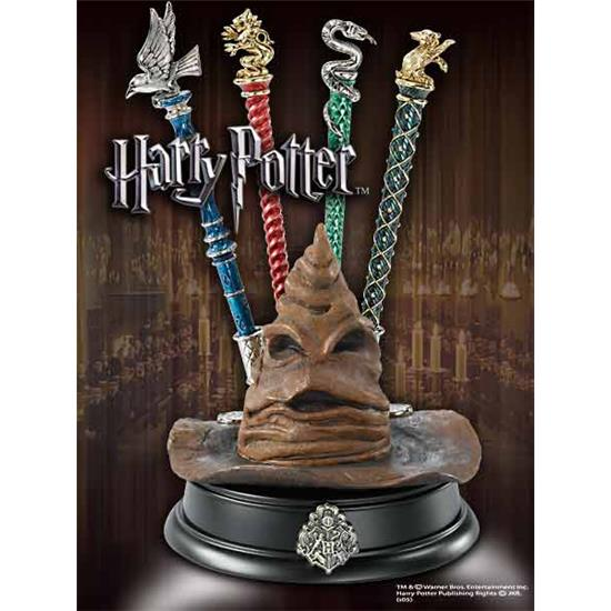 Harry Potter: Sorting Hat kuglepens holder