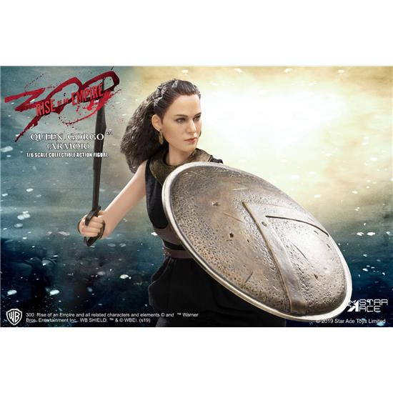 300: 300 Rise of an Empire My Favourite Movie Action Figure 1/6 Queen Gorgo 2.0 Armor Ver. 29 cm