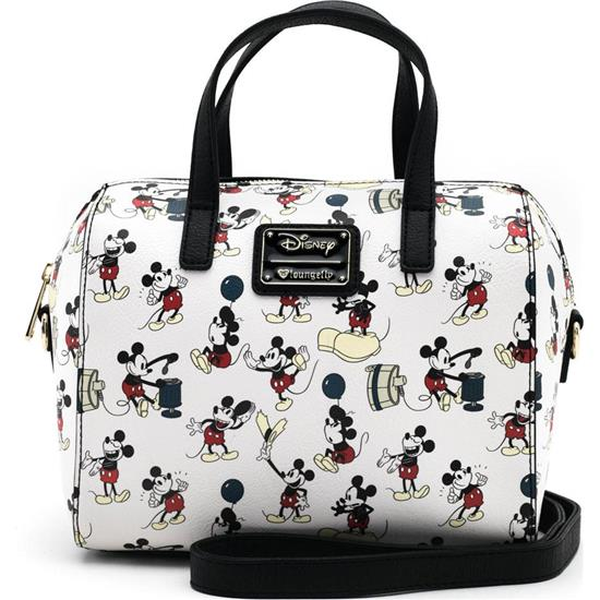 Disney: Mickey True Original Print Taske Loungefly