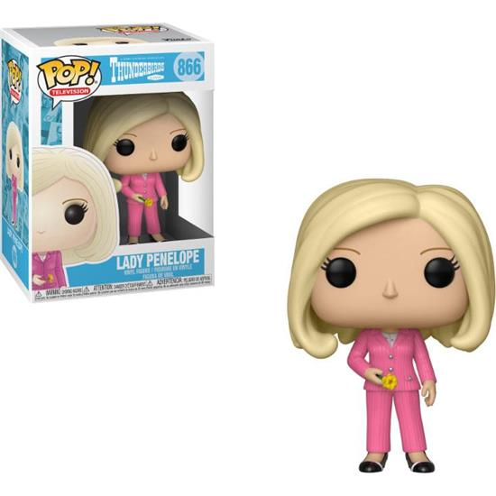 Thunderbirds: Lady Penelope POP! TV Vinyl Figur (#866)